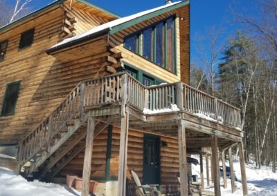 Log Home 1