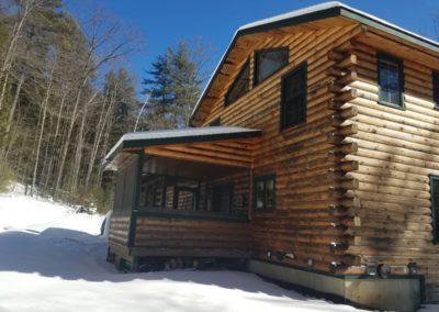 Log Home 4